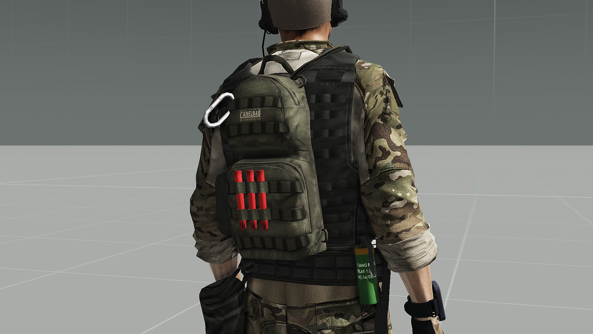 how to open gps in arma 2