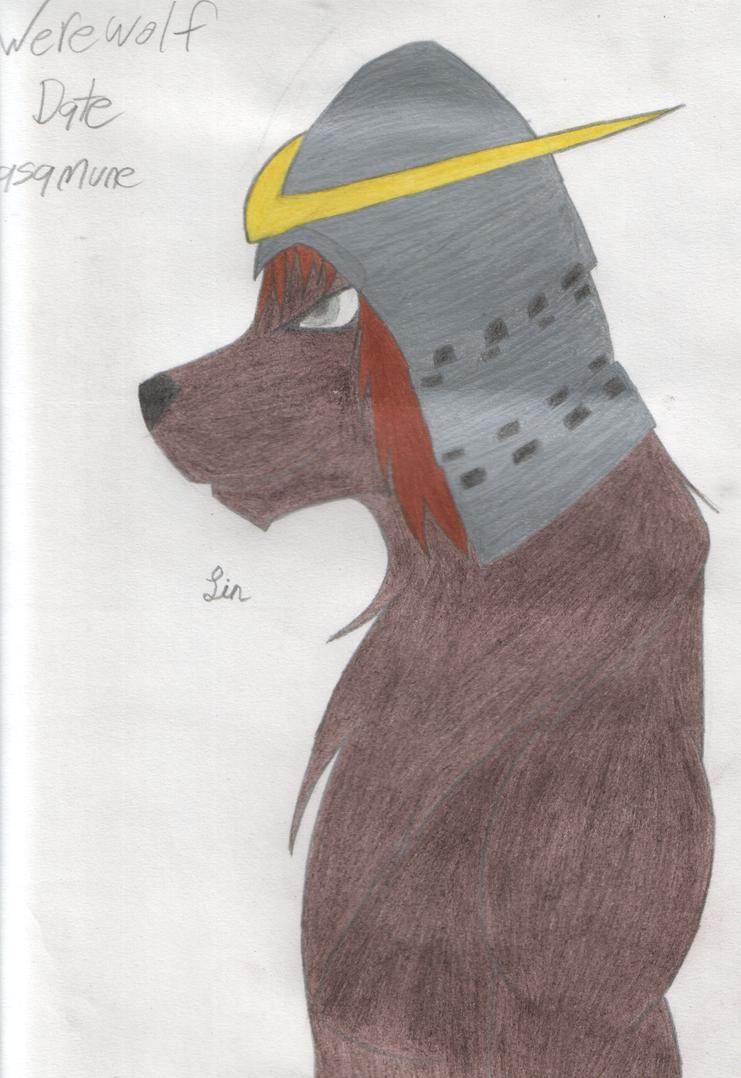 Request - Werewolf Date Masamune by moshie9956