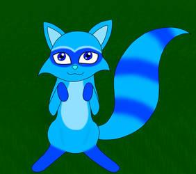 Baby Shower Raccoon Kit