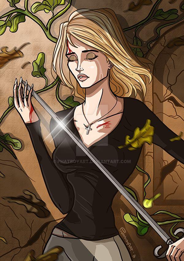 Buffy: Year Two by PHATboyArt