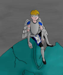 Blind Angel by CCMars