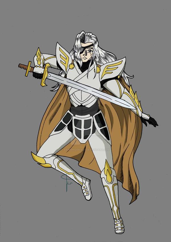 Knight of Quests, Galahad by DarkphoenixZX