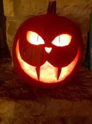Goretober 26th, pumpkin!  by howlbymoon