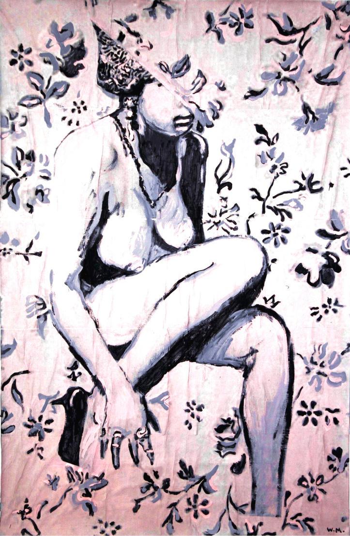 Mata Hari by WMAZZI