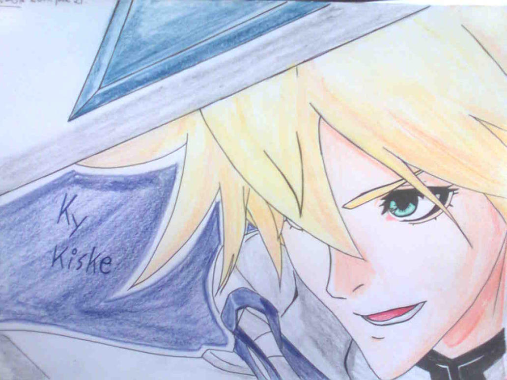 The Holy Knight .:Ky Kiske:. by Bluecat16