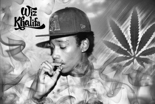 Wiz Khalifa Wallpaper By DaHomieG