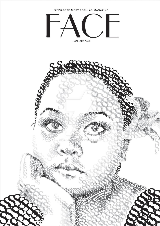 FACE - finah by sarthahirah