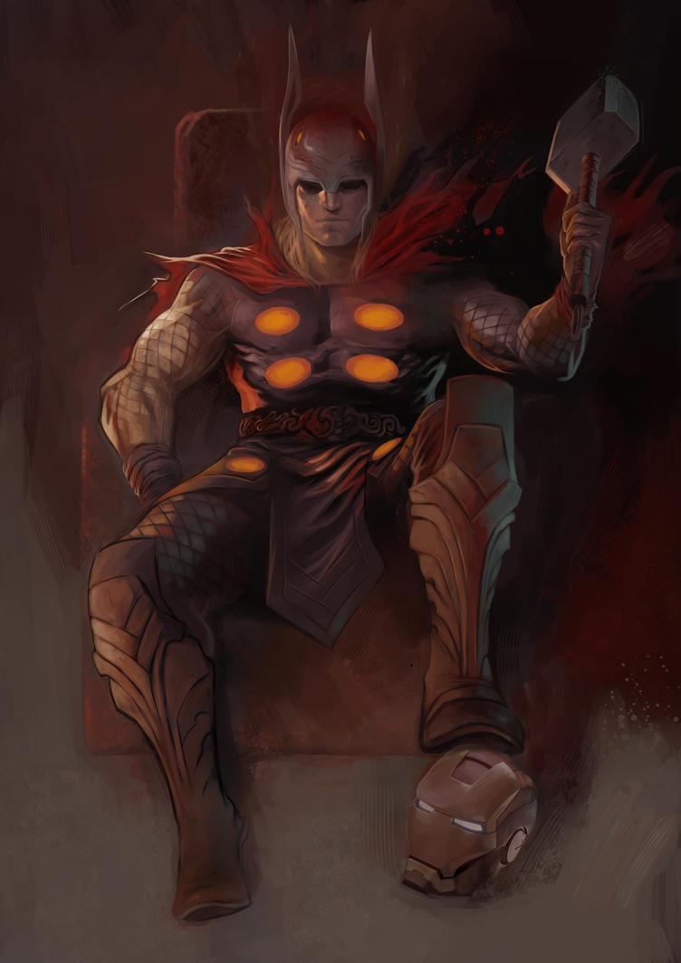 Thor by niezamcomic