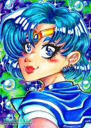 . Sailor Mercury .