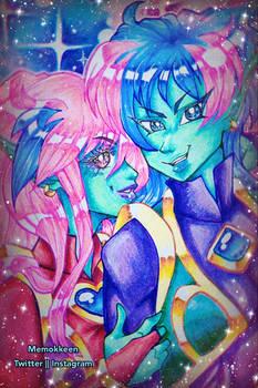 Ann and Eru