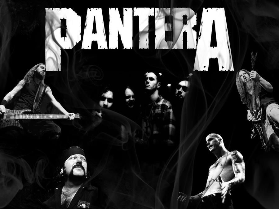 Pantera Smoke Wallpaper By Delligirl