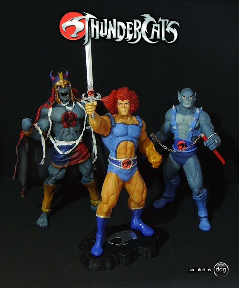 My Thundercats by ddgcom