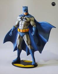 Batman Statue by ddgcom