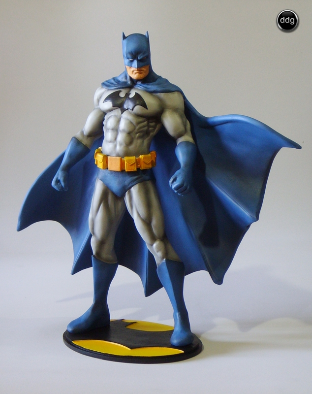 Batman Statue by ddgcom