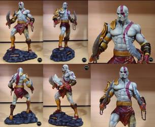 Kratos - God Of War - Final by ddgcom