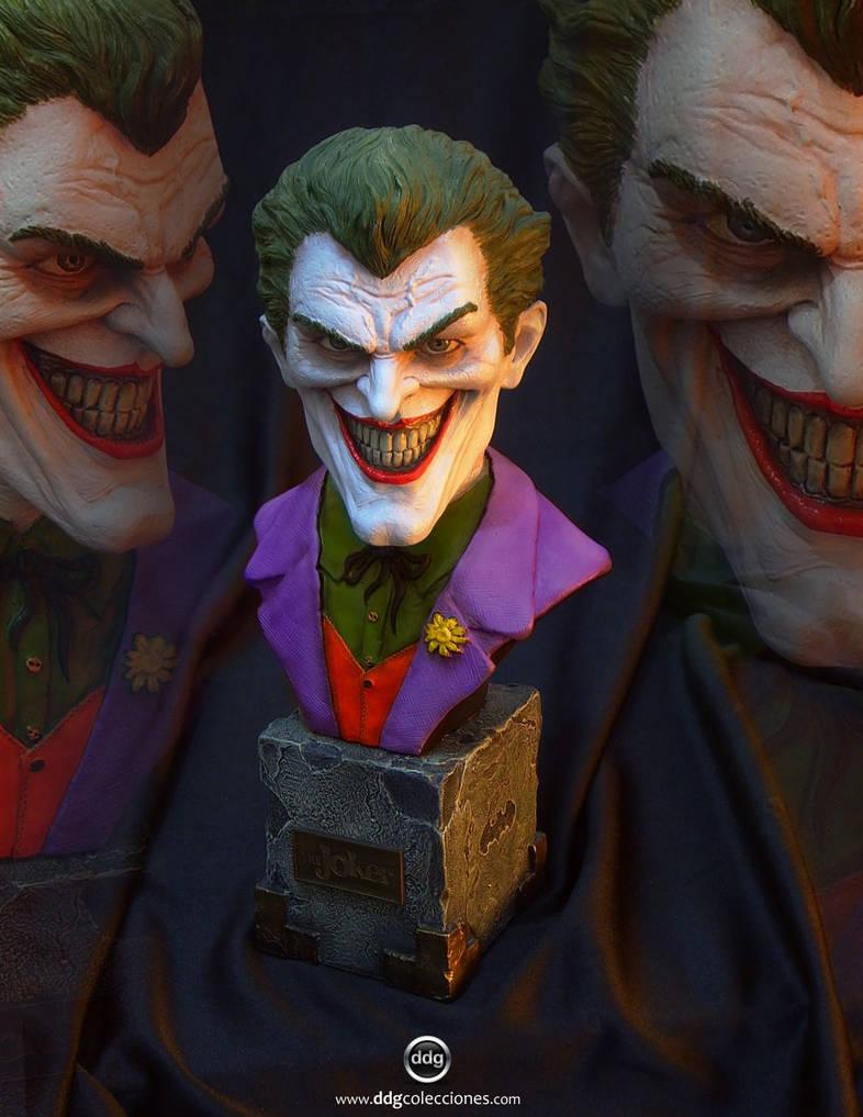 Joker MiniBust - 05