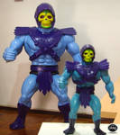 SKELETOR from He-man Giant toy by DDG