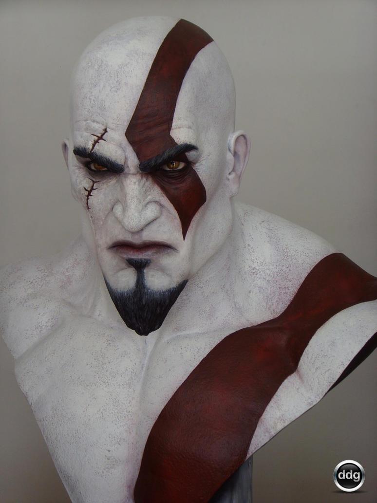 Kratos por Ddg by ddgcom
