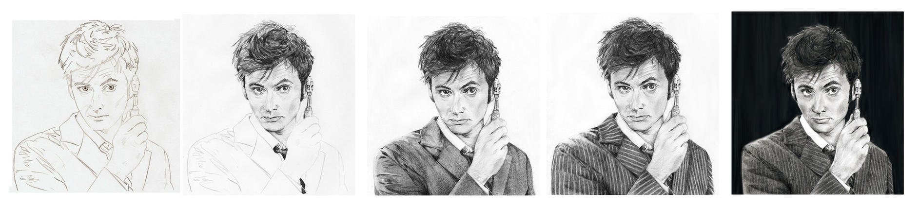 Step by Step with Tennant by Sterin