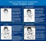 Pencil Portrait Guide