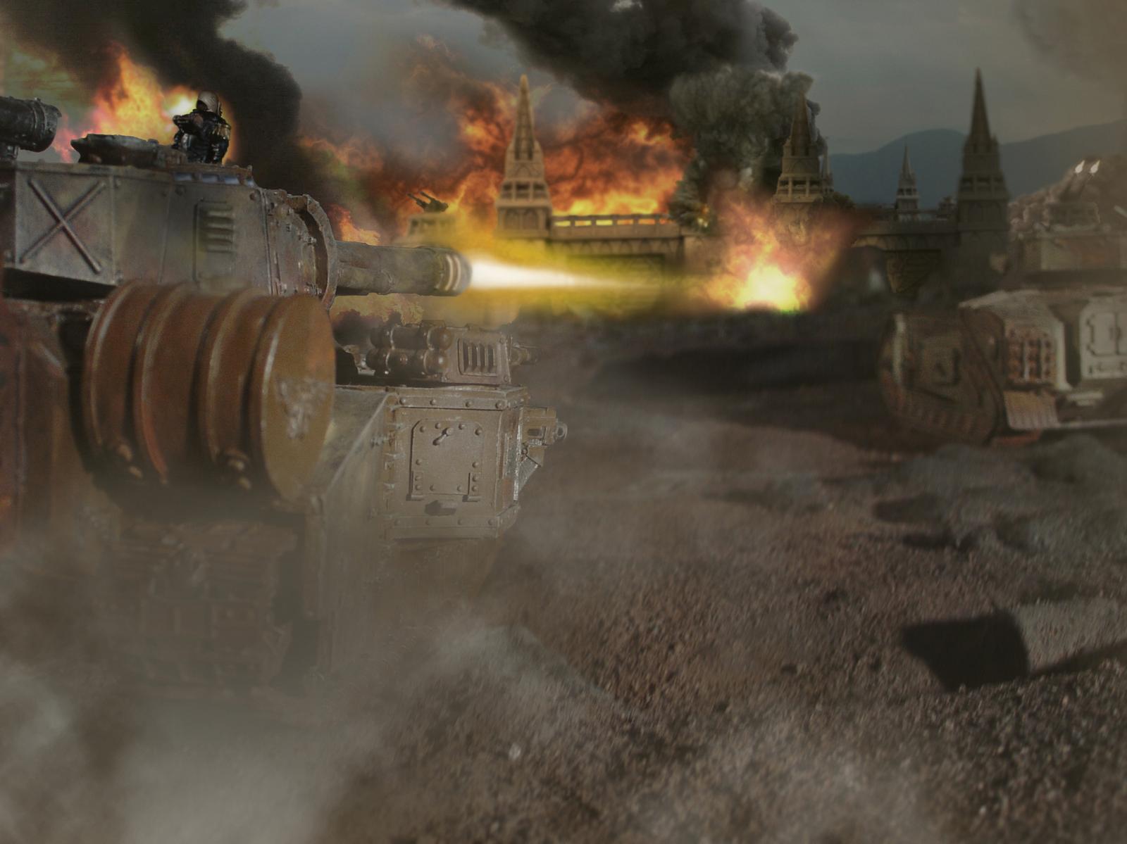 Revenge of Krieg by ARKURION