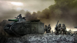 41st. Valhallan - operation Kaprov