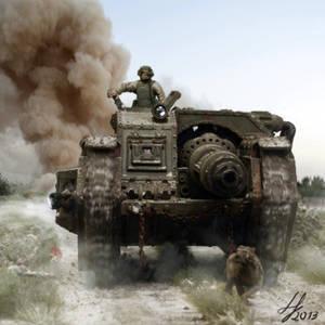 Valdor Heavy Tank Hunter