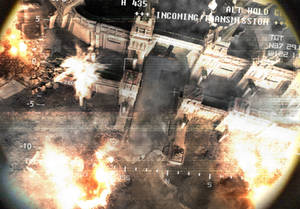 Knocking on the Gate - Marauder Bombardment