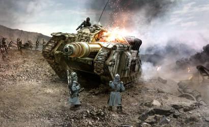Ripper's Ridge - Valdor Tankhunter
