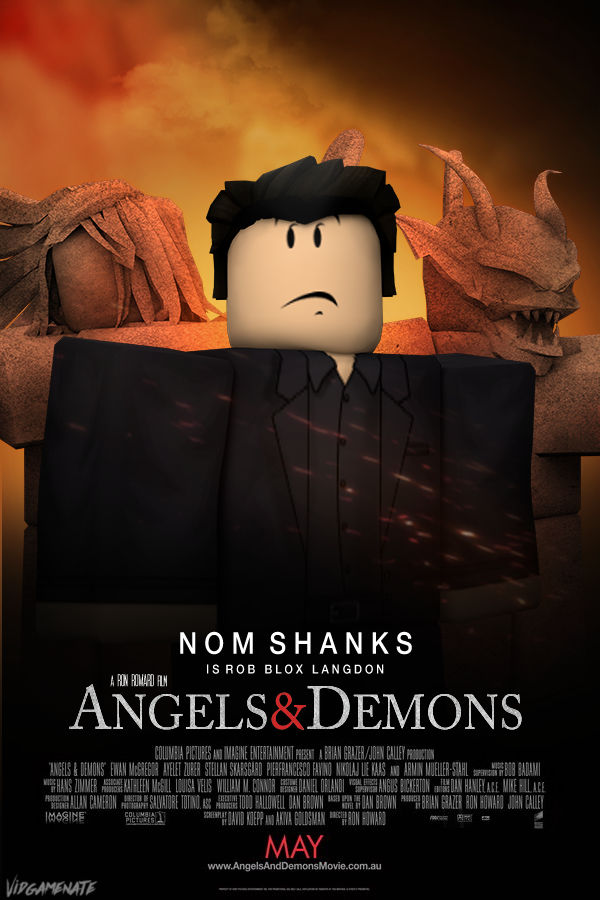 Angels and Demons - Movie Poster Contest