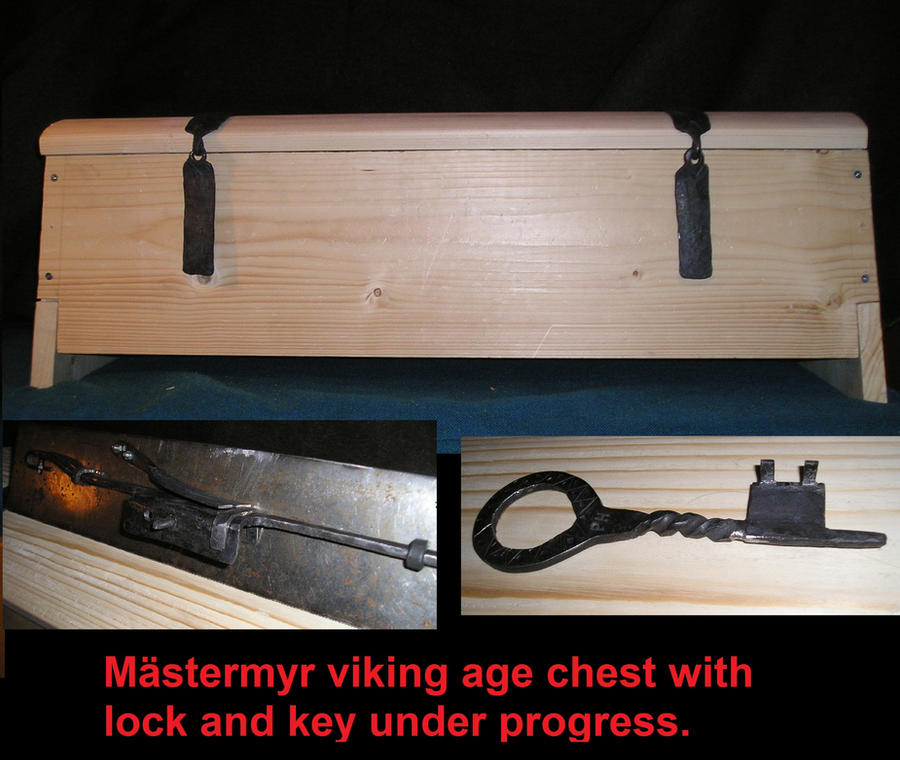 mastermyr chest plans
