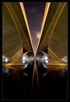 Esplanade Bridge by allanibanez