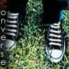 Converse by lelegirli