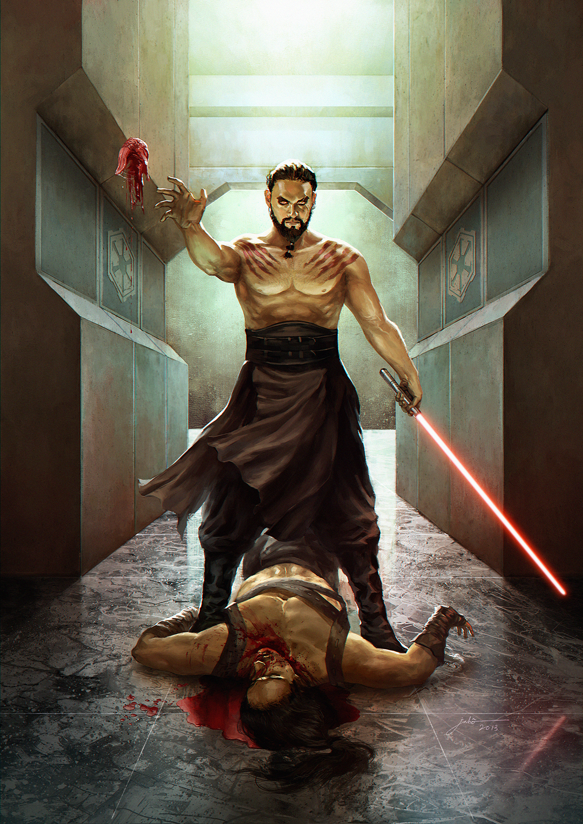 Darth Khal-Drogo by jbcasacop