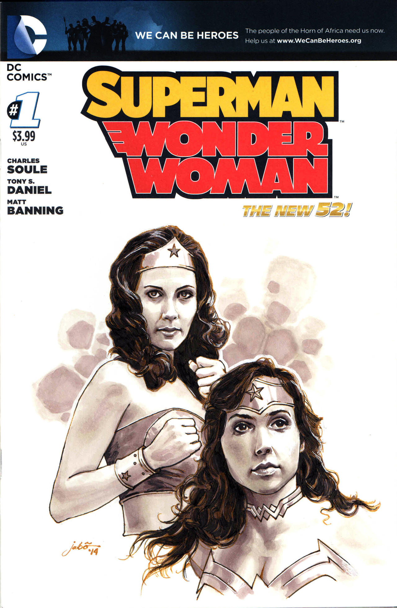 Wonder Women - blank cover commission by jbcasacop