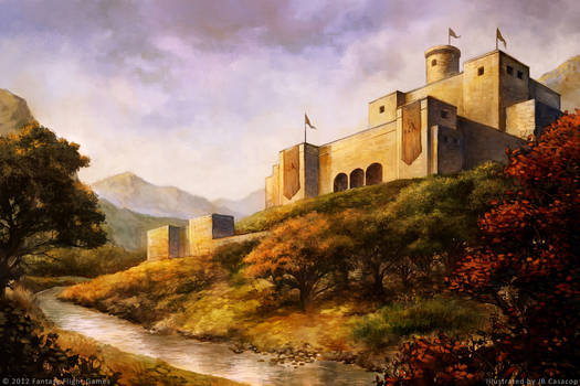 Game of Thrones - Castle Darry