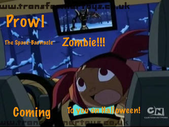 TFA Prowl the Zombie!!!