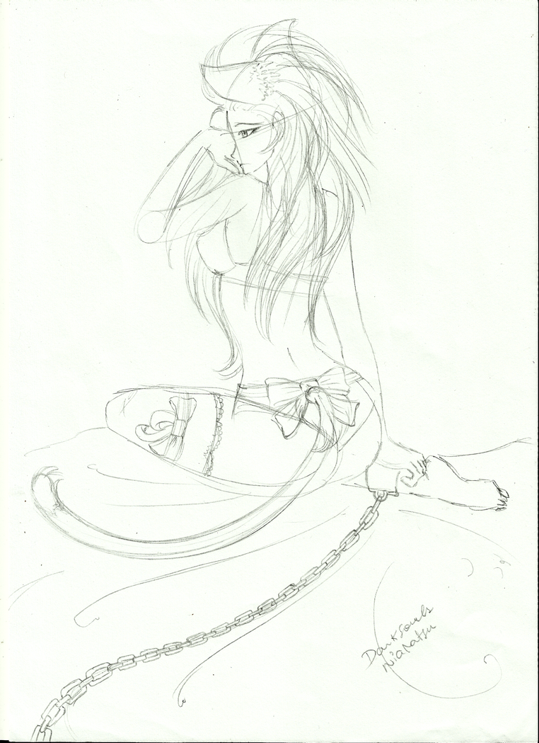 Galeria de desenhos[Natsu] Darksoul_by_nianatsu-d4d4tf4