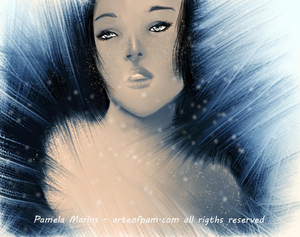 sketchers  B_l_u_e_by_pammella-d7ispei
