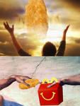 the only god i worship