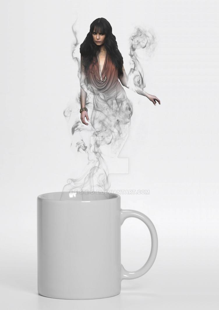 Genius of coffee by E-S-E-G-E
