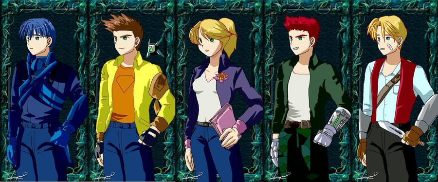 2 Anime Character Creator : Ps anime character maker by ricky d j ydn cartoon