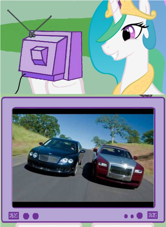 Car Pony TV Meme 5 by Ricky47