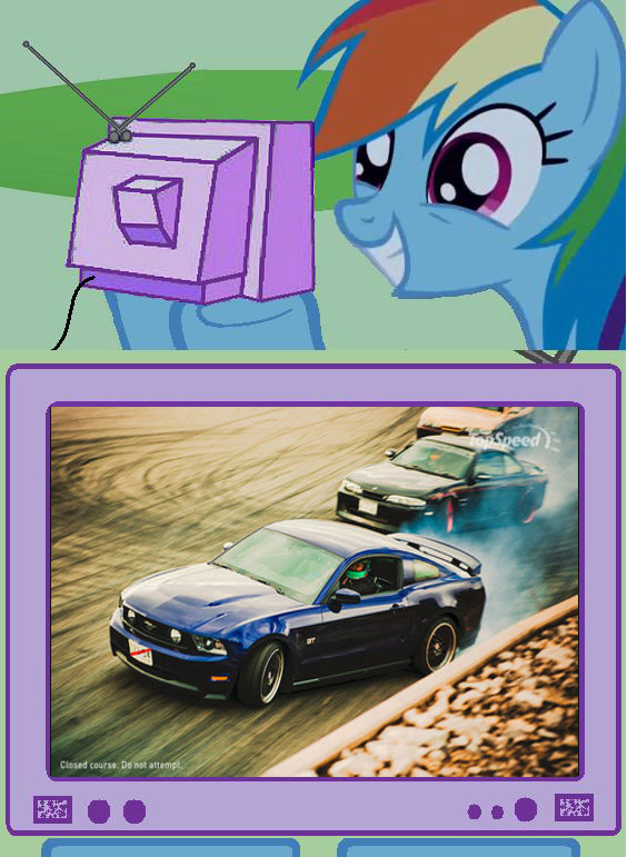 Car Pony TV Meme 6 by Ricky47