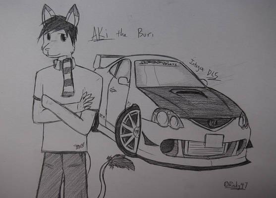 Aki the Bori