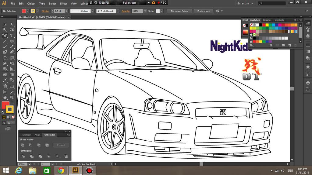 Work in progress.... by Ricky47