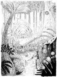Nausicaaa Tribute by Dark-Pen