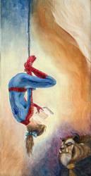 Spider-Belle by Dark-Pen