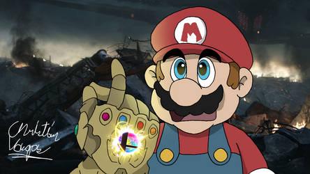 It's a me, Mario