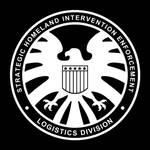 S.H.I.E.L.D. LOGO v1 (Reversed)